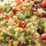 Quinoa Vegetables