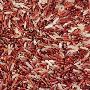 Thai jasmine brown rice