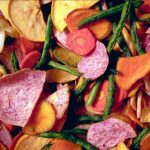 Vacuum Dried Vegetables