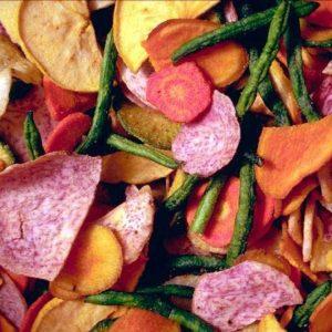 Vacuum Dried Vegetables